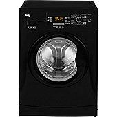 Beko Washing Machine, WMB91243LB, 9KG Load, with 1200rpm - Black