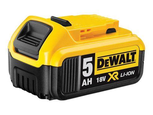DEWALT DCB184 XR Li-Ion Battery 18 Volt 5. 0Ah