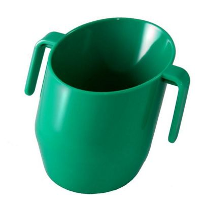 Doidy Cup - Green - Solid Colour