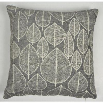 Mason Gray Kirkton Grey Cushion Cover - 43x43cm
