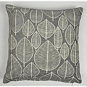 Mason Grey Kirkton Grey Cushion Cover - 43x43cm