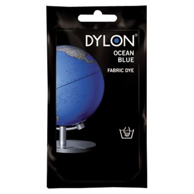 Dylon Fabric Dye - Hand Use - Ocean Blue