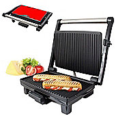 Non-Stick Panini Sandwich Toaster Press