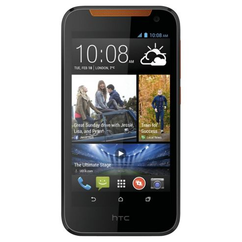 HTC Desire Will Come with Vodafone and Orange