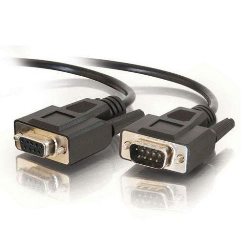 Cables to Go 15m DB9 Monitor Cable Black