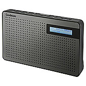 Goodmans Canvas DAB/FM Radio - Slate