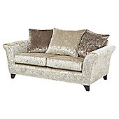 Luchia Scatterback Sofa Bed, Cream