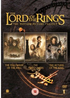 Lord Of The Rings (DVD Boxset)