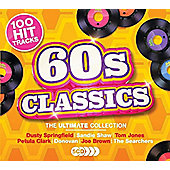 Various Artists - Ultimate 60S Classics (5Cd)