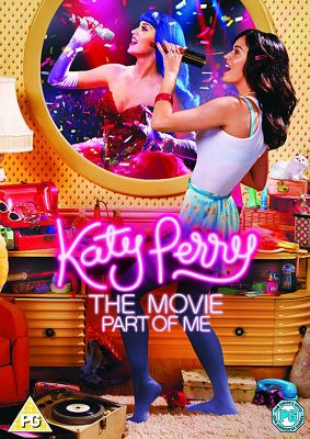 Katy Perry - Part Of Me (DVD)