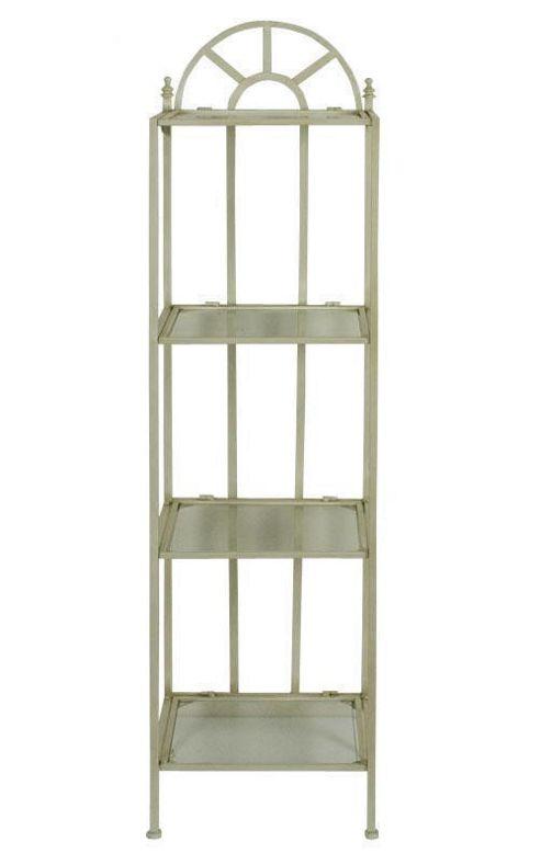 Alterton Furniture 4 Height Glazed Shelf Unit