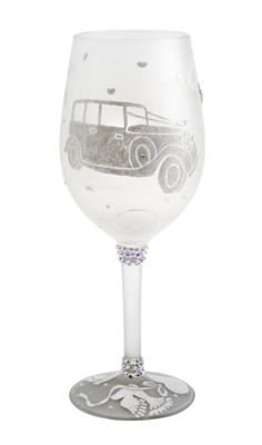 Lolita Wedding Wine Glass -Happy Ever After For Him