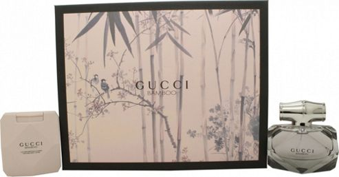 Gucci Bamboo Gift Set 50ml EDP + 100ml Body Lotion For Women