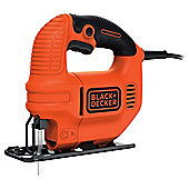 BLACK+DECKER 400w Compact Jigsaw With Blade