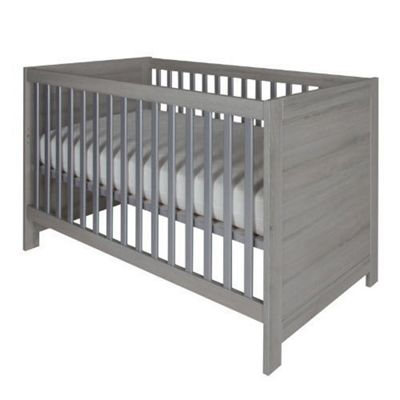 Europe Baby Vicenza Cot Bed (Grey)
