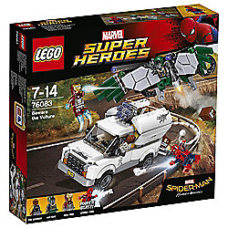 LEGO Marvel Super Heroes Beware the Vulture 76083