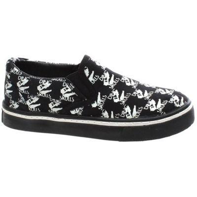 Dinosoles Dinobites Slip on Toddler/Kids Shoe