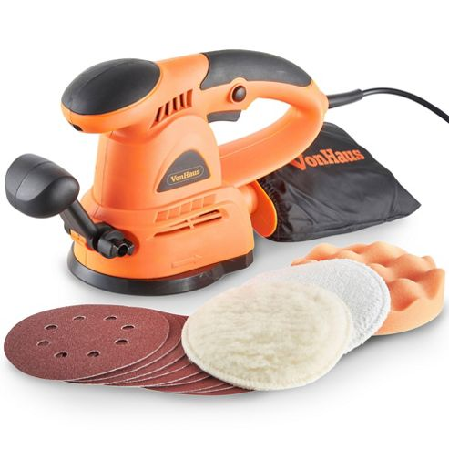 VonHaus 430W 125mm Random Orbit Sander