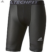 Adidas Techfit Chill Short - Black