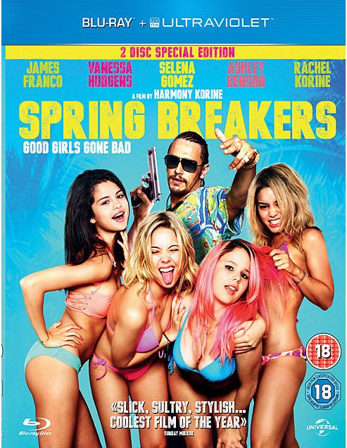 Spring Breakers (Blu-ray)