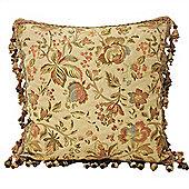 Riva Home Florence Cream Cushion Cover - 58x58cm