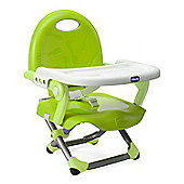 Chicco Pocket Snack Lime Green Booster Seat