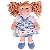 Bigjigs Toys Christine 34cm Doll