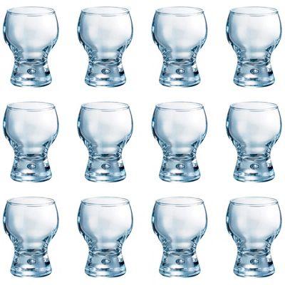 Durobor Alternato Drinking Shot Glasses / Amuse Bouche Glass - 50ml - Pack of 12