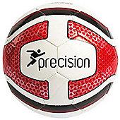 Precision Santos Training Ball White/Red/Black Size 3