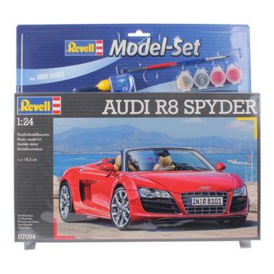 Revell Audi R8 Spyder 1:24 Scale Model Set