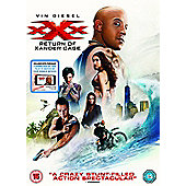 XXX:The Return Of Xander Cage DVD