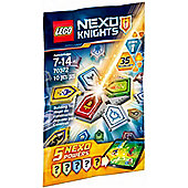 Lego Nexo Knights Combo NEXO Powers Wave 1 70372