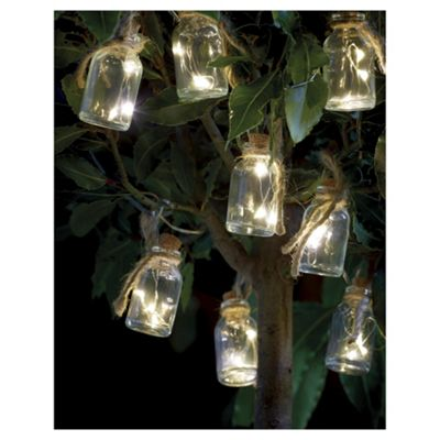 buy 8 mason jar solar string lights from our solar lights. Black Bedroom Furniture Sets. Home Design Ideas