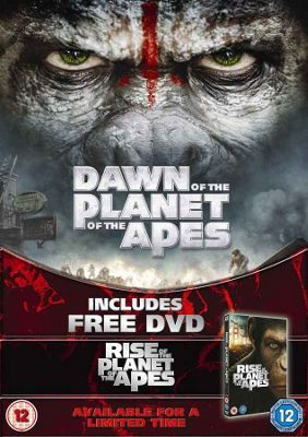 Dawn Of The Planet Of The Apes - DVD
