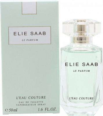 Elie Saab L'Eau Couture Eau de Toilette (EDT) 50ml Spray For Women