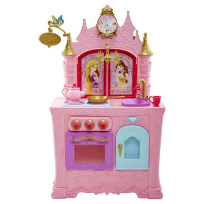 Disney Princess Deluxe Royal Kingdom Kitchen And Cafe