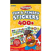 Playskool Fun and Reward Stickers - Arts and Crafts