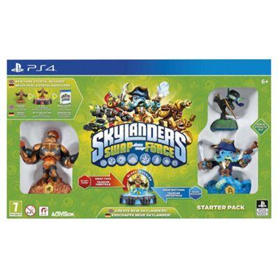 Skylanders Swap Force Starter Pack (PS4)