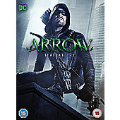Arrow: Seasons 1-5 Dvd