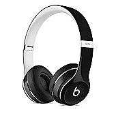 Beats by Dr. Dre Solo2 On-Ear Headphones (Luxe Edition) - Black