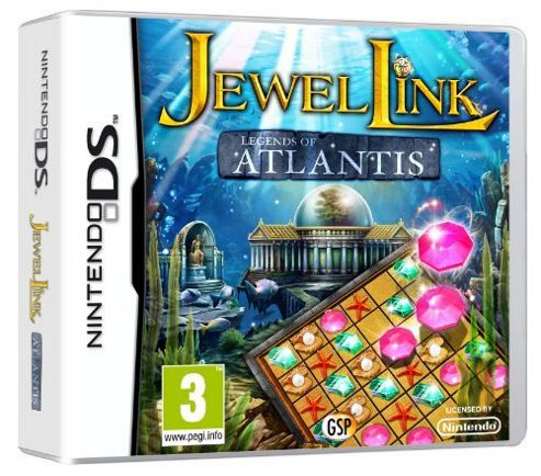 Jewel Link - Legends Of Atlantis