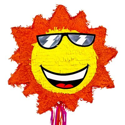 Sunshine Pull Pinata Kit