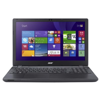 Acer Aspire E5-521 Notebook, 15.6-Inch LED Display, AMD A6 Quad-core Processor, 4GB RAM/1TB, Windows 8.1 OS - Black