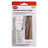 Clippasafe Anti-Tip Furniture Straps