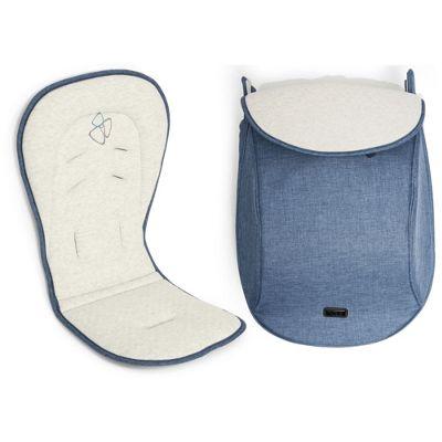 Tutti Bambini Koji/Arlo Pushchair Comfort Pack - Midnight Blue