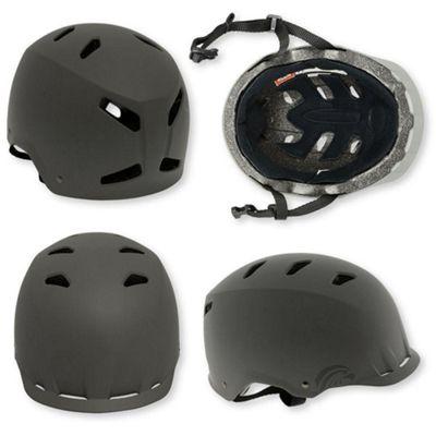 BMX Bike Helmet 54-58cm Grey