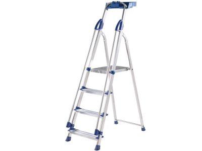 Abru 10504 Blue Seal Stepladder 4 Tread