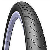 Mitas Cobra City, Tour & Trek Tyre, 20 x 1,50 (40-406), black