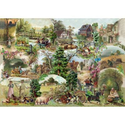 Pastoral - Extra Large Puzzle