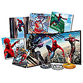 Spider-Man Homecoming (Tesco Exclusive Big Sleeve - 3 Disc Dvd & Bd)